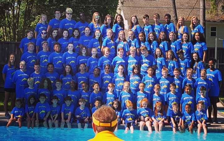 Norchester Dolphins 2018 T-Shirt Photo