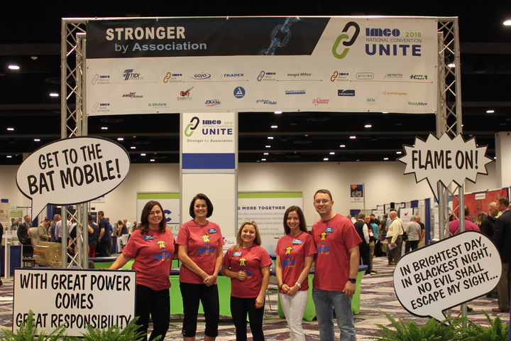 Imco National Tradeshow 2018 T-Shirt Photo