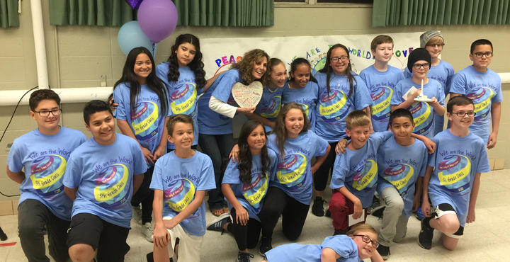 Our Lady Of Grace 5th Grade Class T-Shirt Photo