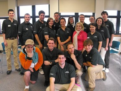 Lyndon Student College Student Ambassadors T-Shirt Photo