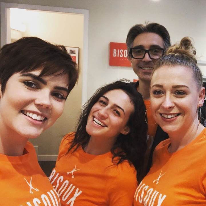 Rocking The Orange For #Wearorange T-Shirt Photo