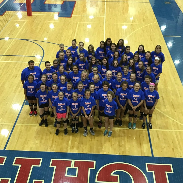 254056110a6eb Highland Vball Camp 2018 by Loving the volleyball camp shirts! - 12 months  ago