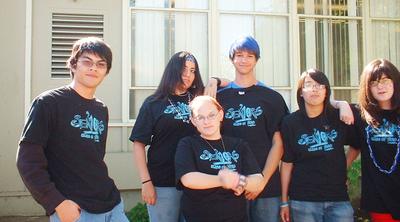 Senior Shirts. T-Shirt Photo