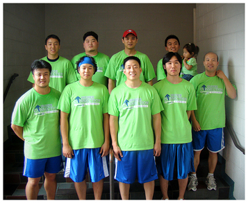 Higher Connection Church V Ball T-Shirt Photo