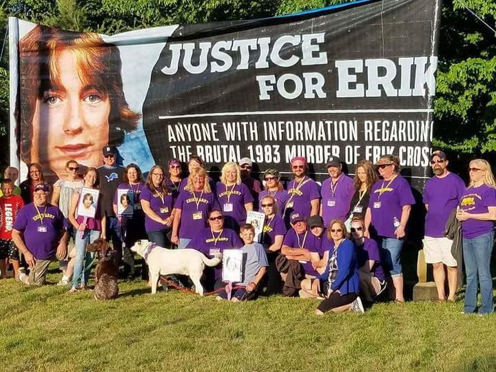 Justice For Erik Cross  T-Shirt Photo