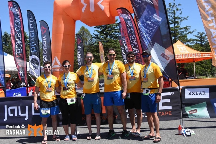 "Pa Ragnar Relay Race   ""Where's Tyler?"" T-Shirt Photo"