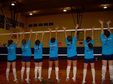 Olma Varisty Volleyball Seniors 2006 T-Shirt Photo