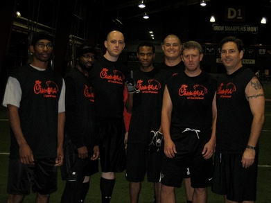 Chick Fil A Flag Football T-Shirt Photo
