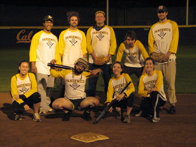 The Pandemics Catch The Fever! T-Shirt Photo