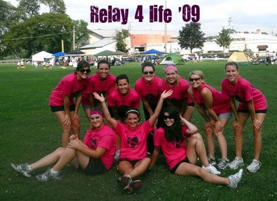 Relay For Life 2009 Hope For Hodgkins T-Shirt Photo