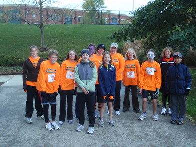 Eastview Running Club 2009 T-Shirt Photo