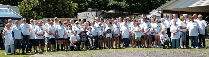 Celebration Of Life Roundup At Turner Ranch T-Shirt Photo