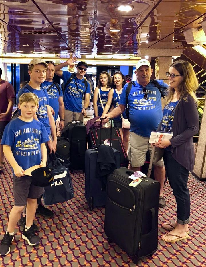 Anniversary Cruise T-Shirt Photo
