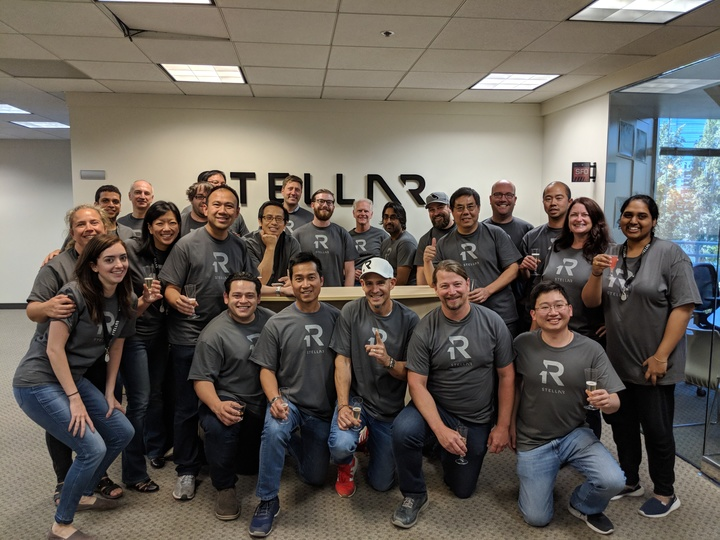 The Stellar Team T-Shirt Photo