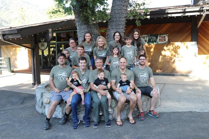 Farrell Family Reunion T-Shirt Photo
