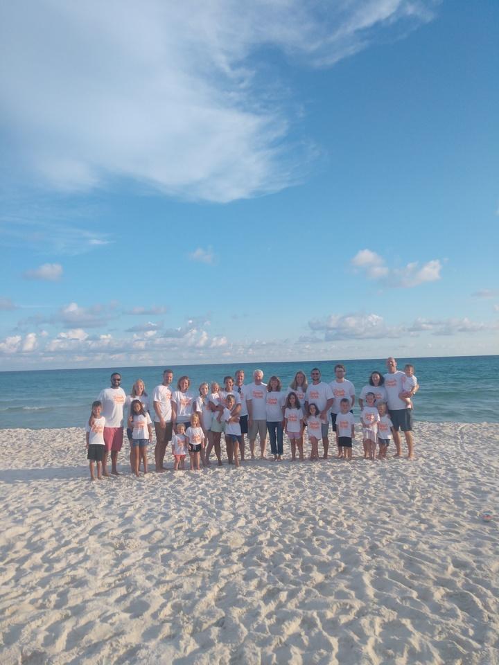 Beach Week 2018 T-Shirt Photo