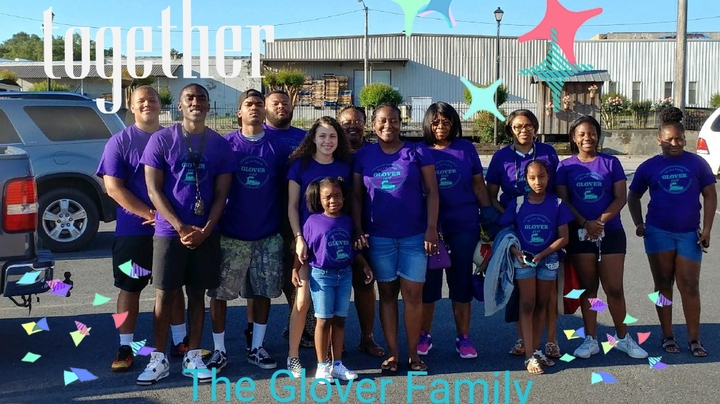 We Are Family   Glovers T-Shirt Photo