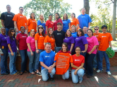 Campbell University Pharmaceutical Sciences T-Shirt Photo