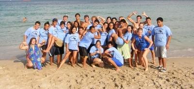 West Broward Bobcat Swim & Dive Team T-Shirt Photo