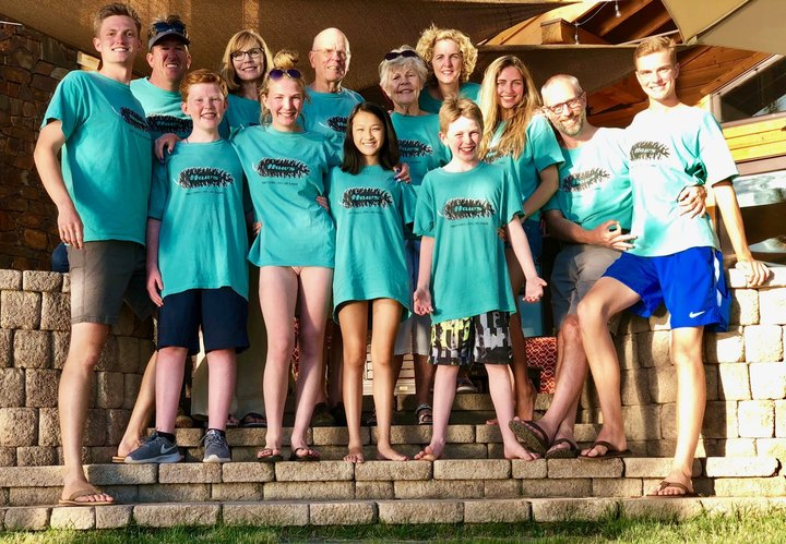 Family Fun At The Haws Family Council Event! T-Shirt Photo