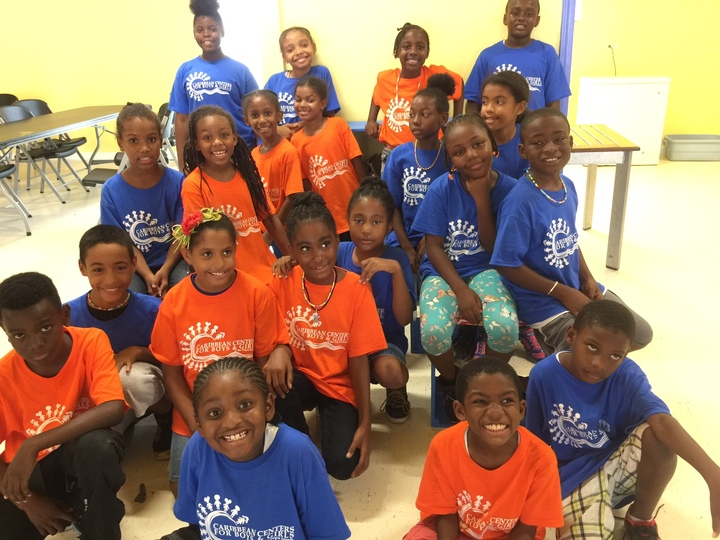 Caribbean Centers For Boys & Girls Of The Virgin Islands T-Shirt Photo