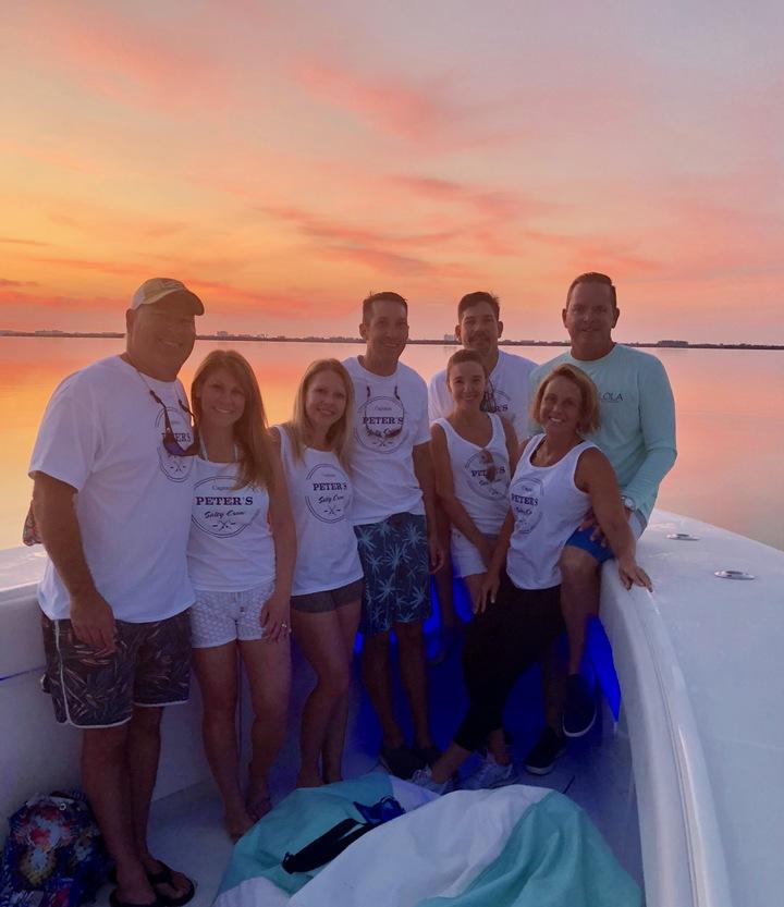 Salty Crew T-Shirt Photo