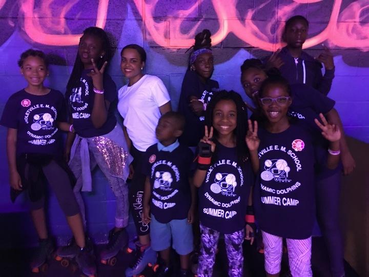5b62948bbce Skating Party T-Shirt Design Ideas - Custom Skating Party Shirts ...
