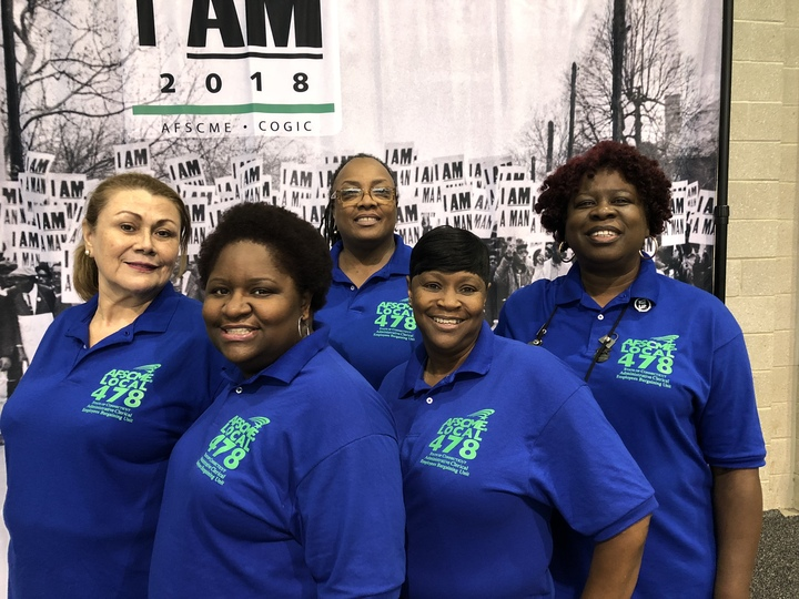 Local 478 Executive Board Members T-Shirt Photo