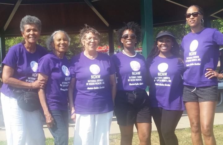 Reston Dulles Ncnw, Black Family Reunion T-Shirt Photo