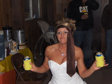 The Bride 2 Fisted T-Shirt Photo