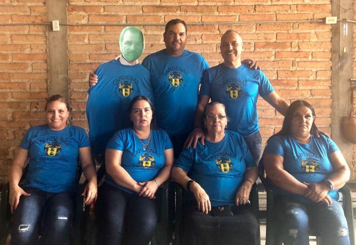 Family Reunion 2018 T-Shirt Photo