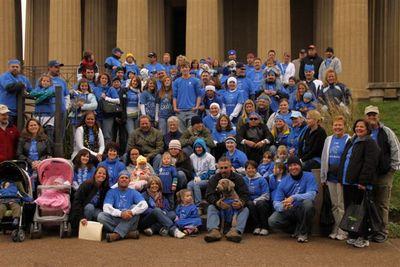 2009 Buddy Walk For Team Calli Jo T-Shirt Photo