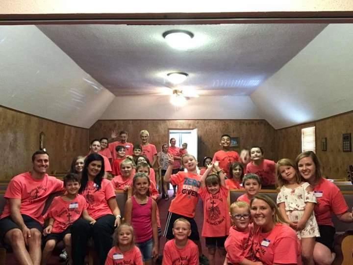 Bible Day Camp Fun! T-Shirt Photo