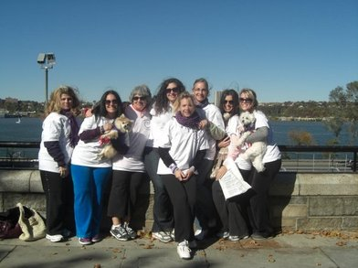 Memory Walk For Alzheimer's 2009 T-Shirt Photo