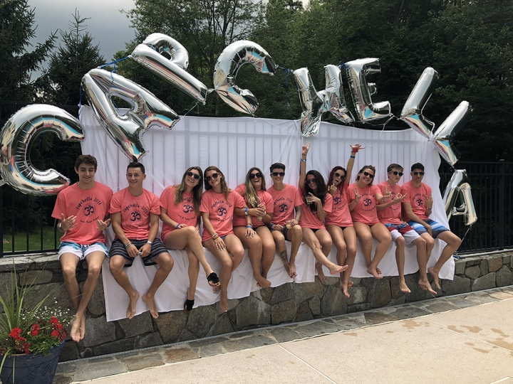 Capchella 2018 T-Shirt Photo