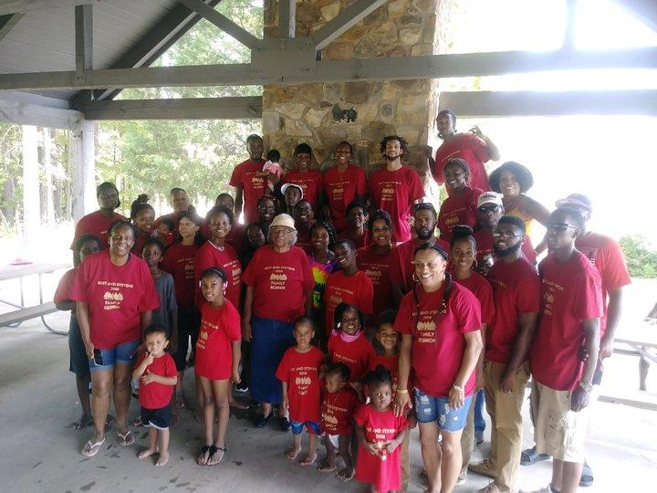 Mae Stevens Family T-Shirt Photo