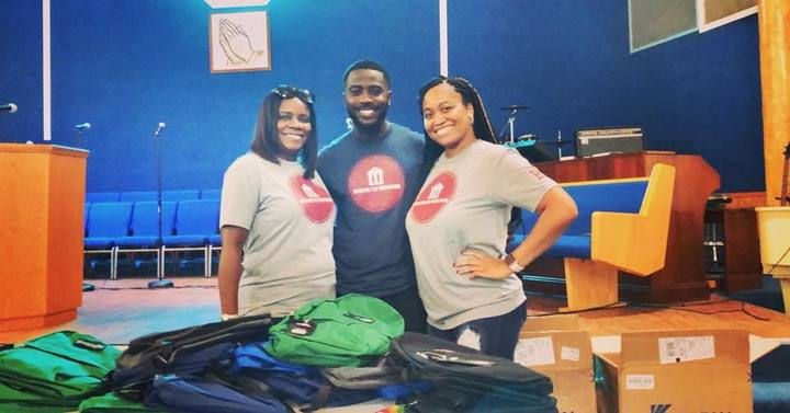 House Of Skinner Backpack Giveaway! T-Shirt Photo
