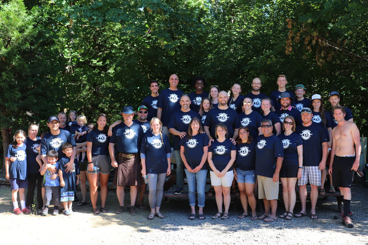 Civil West 10 Year Anniversary Summer Party T-Shirt Photo