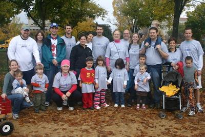 Autism Speaks   Team Ben Team Photo T-Shirt Photo