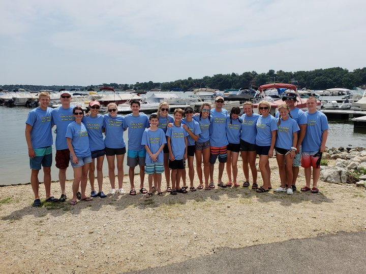 Lake Carroll Crew T-Shirt Photo