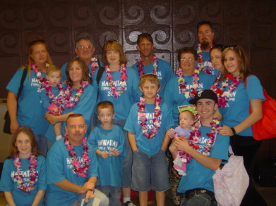 Hawaiian Family Vaction T-Shirt Photo