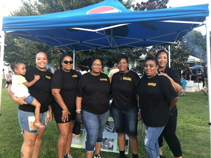 Mca National Night Out T-Shirt Photo