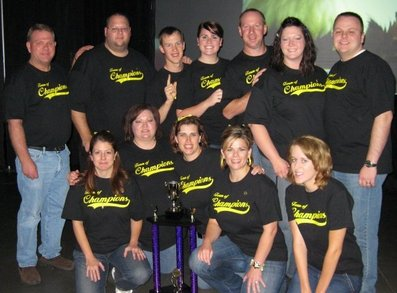 Team Of Champions Are Number 1 T-Shirt Photo