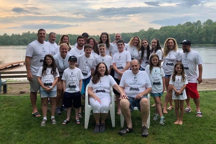 50 Years Of Wedding Bliss Equals All This T-Shirt Photo