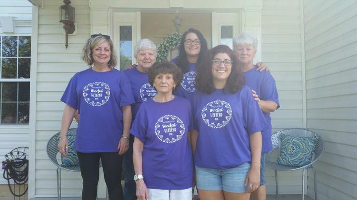 Women's Winefest Weekend T-Shirt Photo