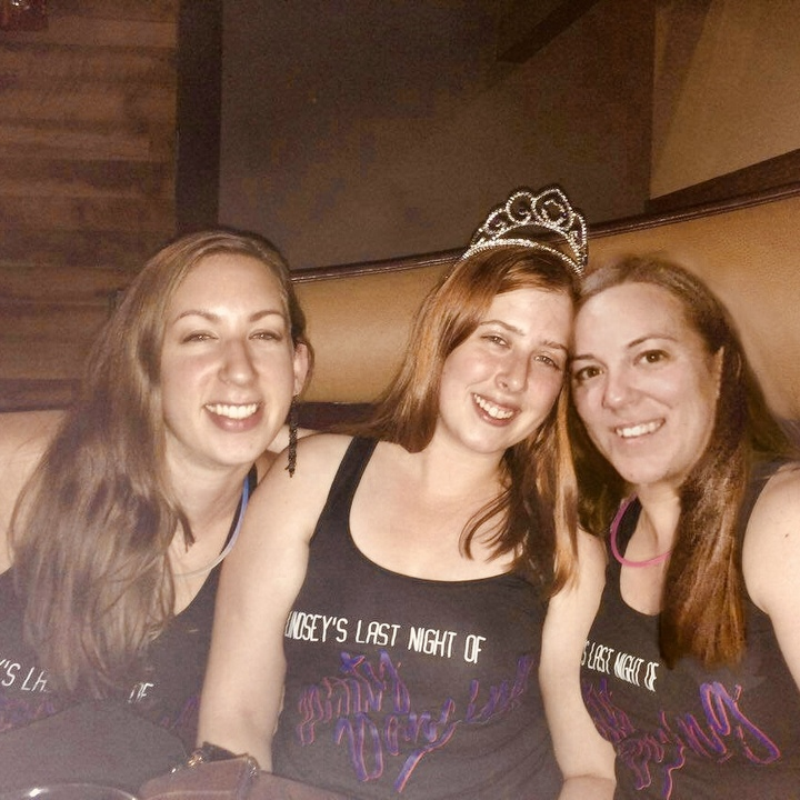 Lindsey's Last Night Of Dirty Dancing! T-Shirt Photo