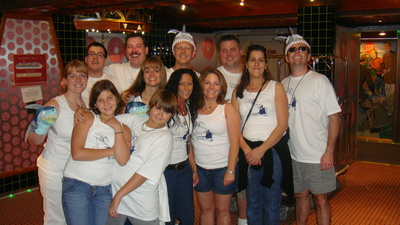 Shark Infested Waters 2009 T-Shirt Photo