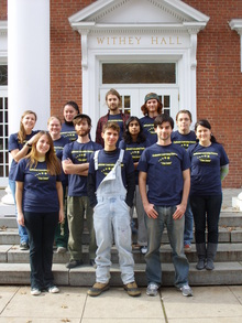 Gmc Star Tutoring Team T-Shirt Photo