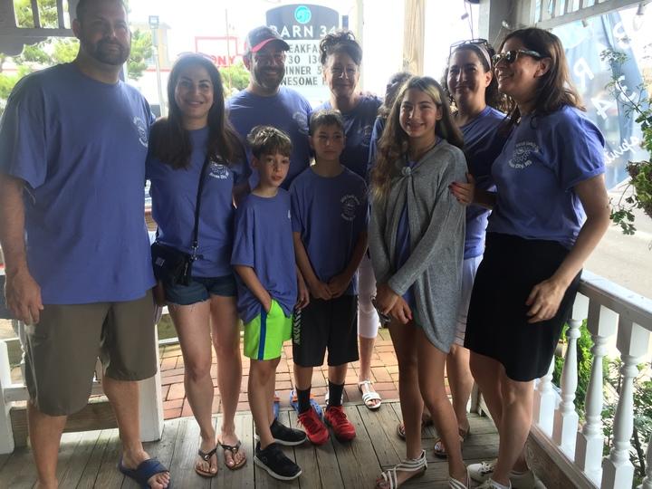 Wolff Family Vacay T-Shirt Photo