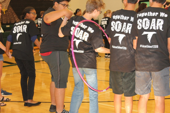Together We Soar!!! T-Shirt Photo